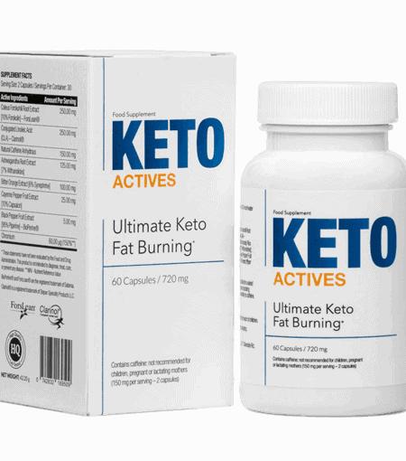 keto actives product