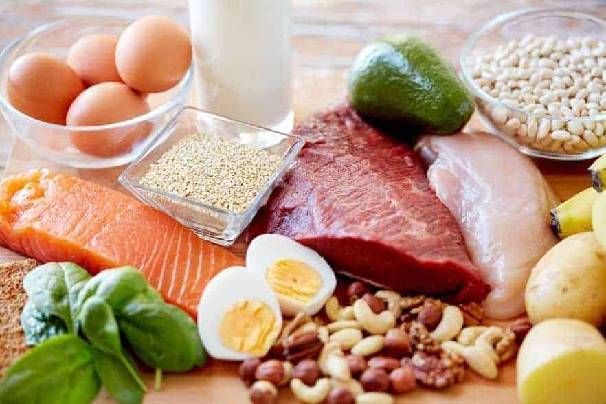 Productos alimenticios saludables