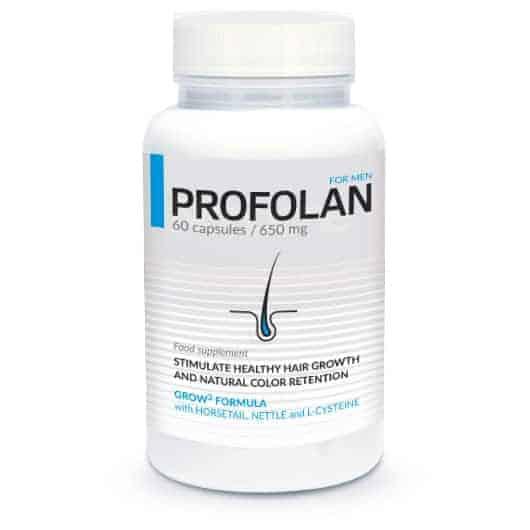 Profolan produit pour le traitement chute de cheveux