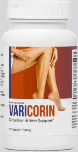 Varicorin emballage