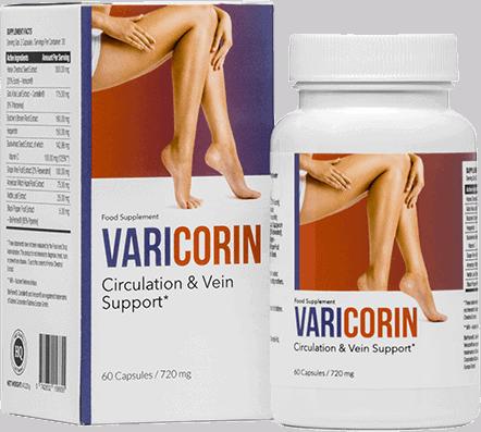 Varicorin les suppléments pour les varices