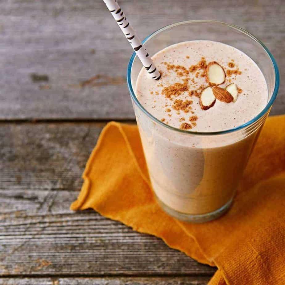 Milk-shake protéiné