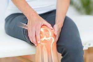 douleur de l'articulation du genou