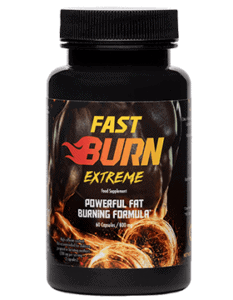 Emballage Fast Burn Extreme