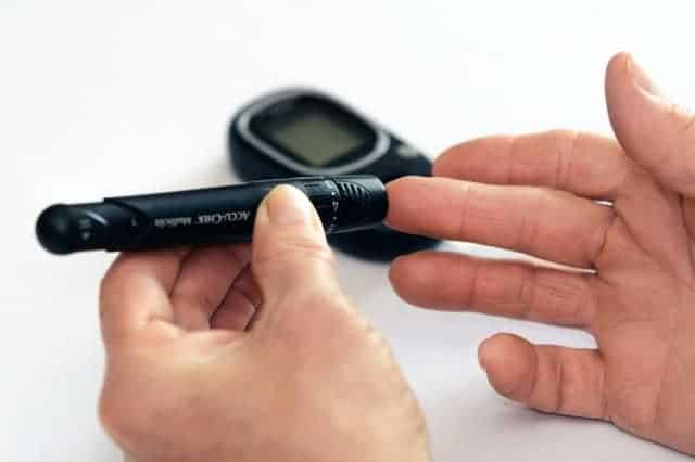 mesurer le taux de sucre