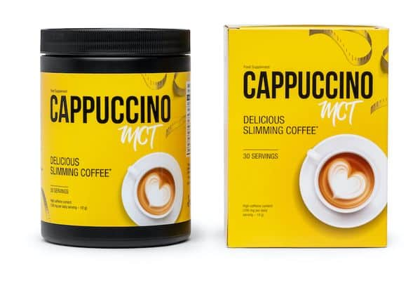 Cappuccino MCT pro 1