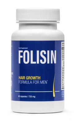 Pack de capsules Folisin