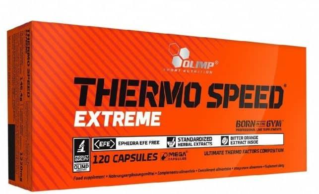 4. OLIMP Thermo Speed Extreme