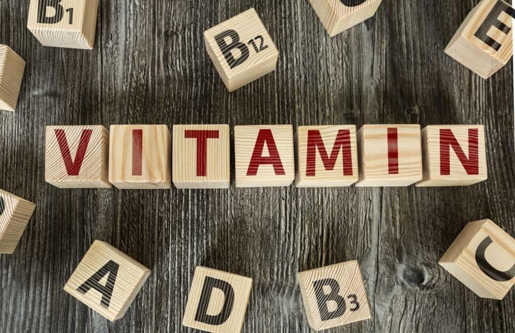 blocs de vitamines