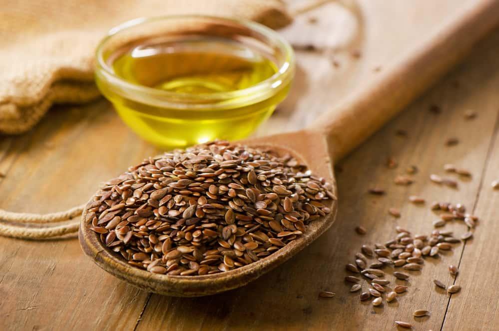 Graines de lin et huile de lin