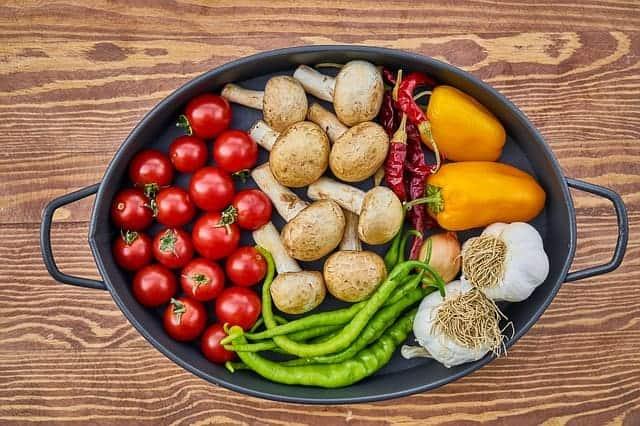 légumes à bryfran