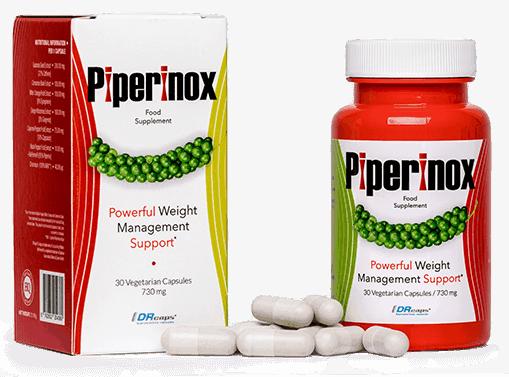 Piperinox planšetės