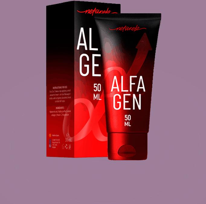 Alfagen gelis