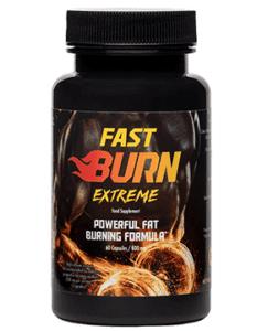 Fast Burn Extreme verpakking