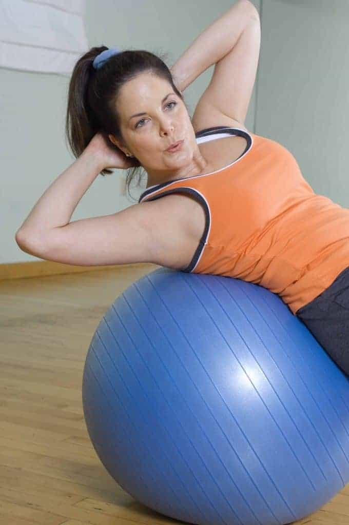 oefening pilates