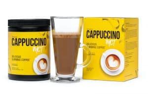 Cappuccino MCT para emagrecer