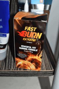 embalagem extrema de queima rápida