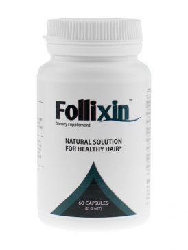 produto para queda de cabelo - Follixin