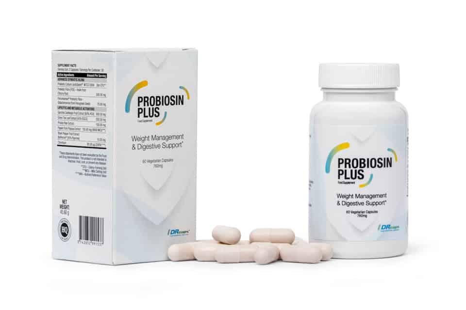 Probiosin Plus comprimidos