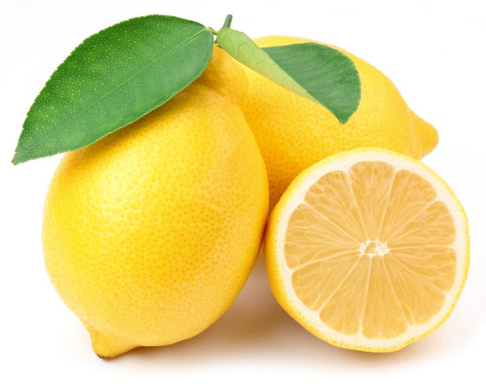 fructe de lămâie