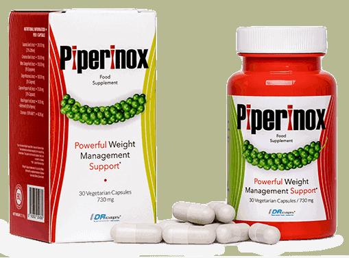 Piperinox-tabletter