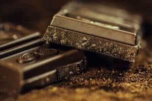 dark dark chocolate