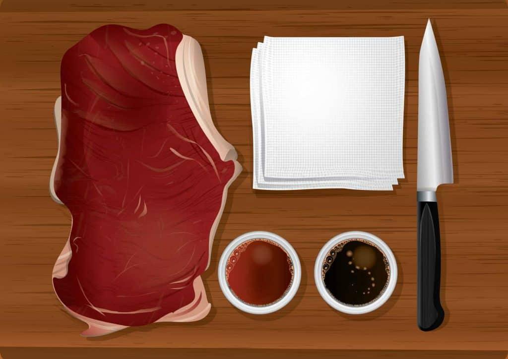 meat figure