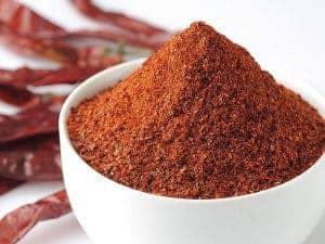 ground pepper