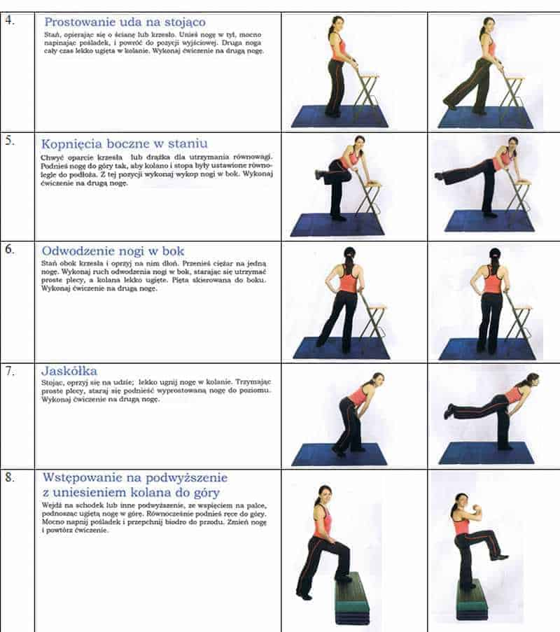 exercise plan for thighs