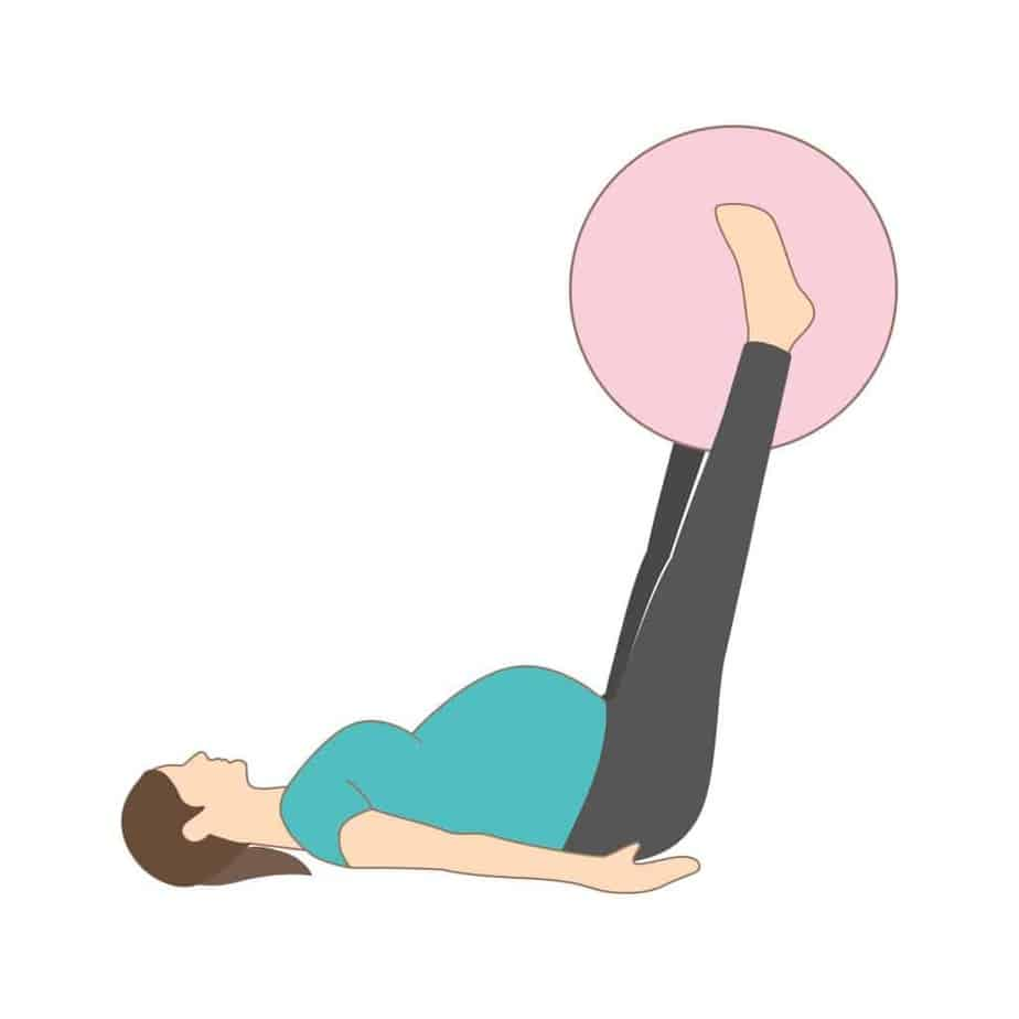Exercises for pregnant women
