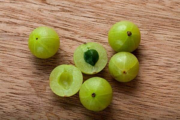 Amla fruit, Indian gooseberry