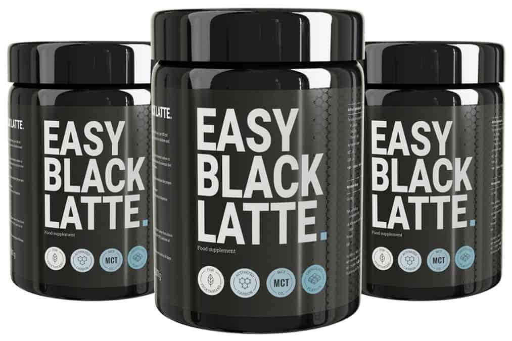 Easy Black Latte top