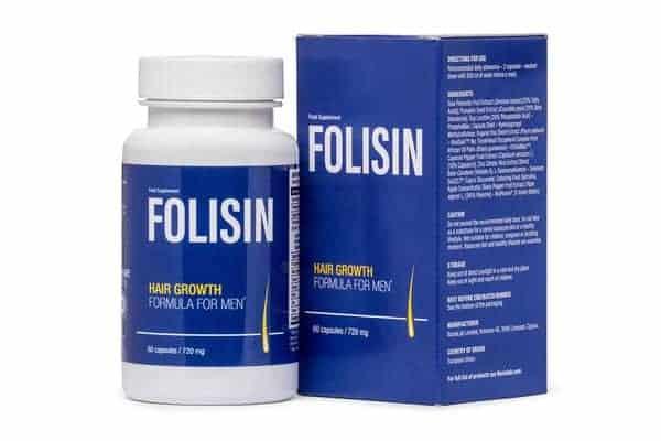 hair growth tablets Folisin