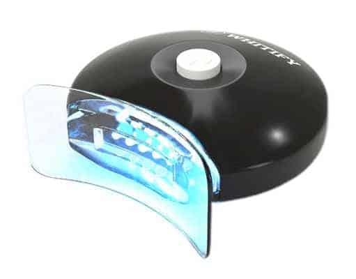 Whitify illuminated device