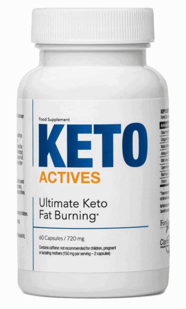 Keto Actives best slimming pills