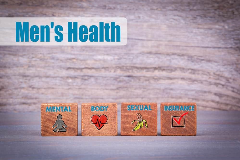 Men's health chart