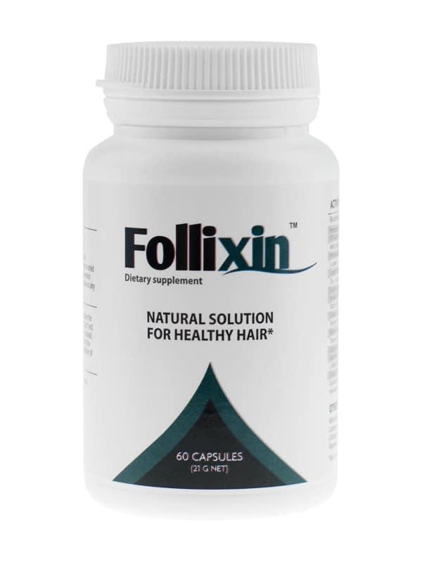 Follixin hair loss tablets