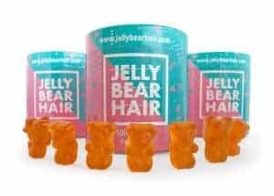 Jelly Bear Hair hair loss solving jellies