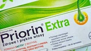 priorin extra healthy and beautiful hair